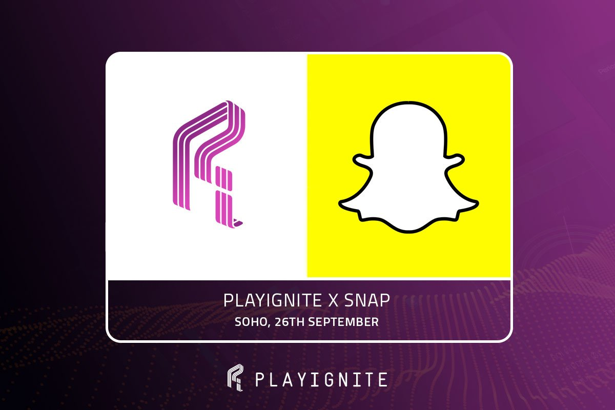 PlayIgnite x Snap Event